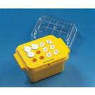 Mini cooler für Reaktionsgefäße
