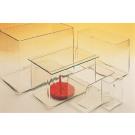 Aquarien / Wannen rechteckig, Rand geschliffen, Kalk-Soda-Glas