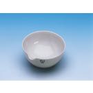 Abdampfschalen mit Ausguss, Form B, halbtief, DIN 12903