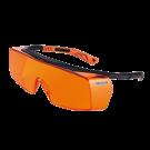 Monoart® Schutzbrille CUBE ORANGE