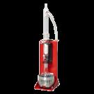 behrotest Kompaktsystem 100 ml Extraktion mit Hahn und 250 ml großflächigem Stehkolben