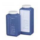 Mehrzwecksammelflasche 2,5 l mit Klebeetikett, Pck. 1 x 60 Stk.