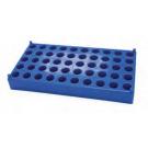 50 Position Vial Rack For 1.8 ml Vials PE (5/pk) - 5 Stk.