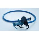 Auslaufschlauch mit Absperrhahn für PumpMaster für petrochemische Flüssigkeiten