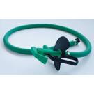 Auslaufschlauch mit Absperrhahn für PumpMaster für Säuren und chemische Flüssigkeiten