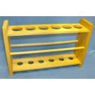 Holzgestell für Colorimeter n. Nessler