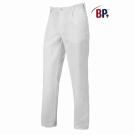 BP® Herren Bundfaltenhose 100% Baumwolle weiß (1359)