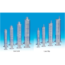 Einwegspritzen aus Polypropylen (PP), HPLC-zertifiziert