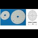 Exsikkator- Platte aus Porzellan nach CSN