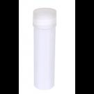 Einsteckröhrchen mit Deckel für Scintillationsflaschen, 4,5 ml, 14 x 53 mm, Karton 2 x 1 000 Stk.